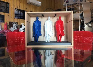 Sculptures, statuettes et miniatures - Sculpture Charles de Gaulle - MICHEL AUDIARD