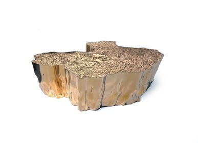 Coffee tables - EDEN Patina Center Table - BOCA DO LOBO