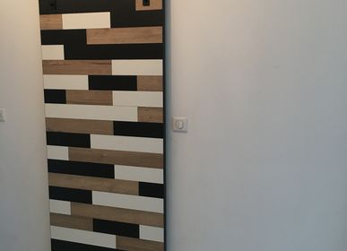 Layout - THE WALL Door - SESAME OUVRE-TOI