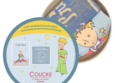 Kitchen linens - Le Petit Prince - Cape / Gift idea - COUCKE