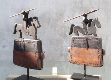 Decorative objects - Warrior Tongal - NYAMAN GALLERY BALI