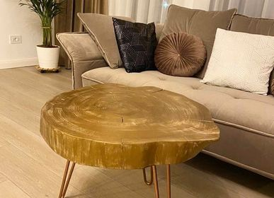Hotel rooms - Solid Wood Coffee Table - MASIV_WOOD
