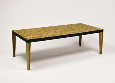 Tables basses - Table basse I Camaïeux de bois - MR.LOUIS