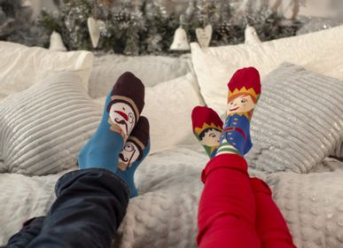 Socks - Christmas Bamboo Socks - PIRIN HILL
