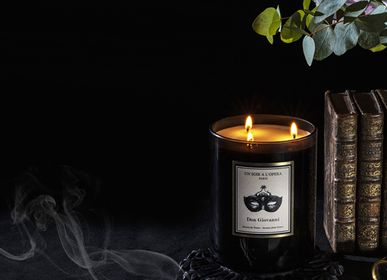 Decorative objects - Scented candle natural vegetable wax - DON GIOVANNI - UN SOIR A L'OPERA
