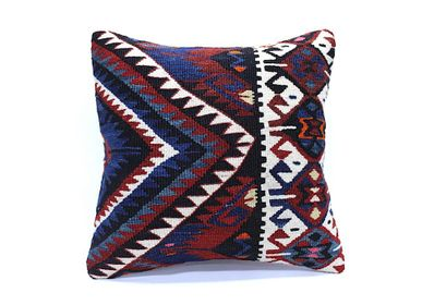 Cushions - High Quality Rug Pillows 100% Wool With Madder - DEMTEKS