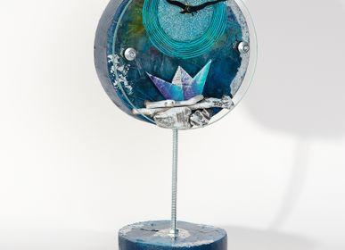 Cristallerie - Efimerida | Horloge ronde - PITEROS DIMITRIS
