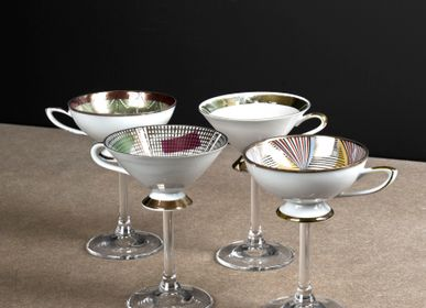 Design objects - HOCH DIE TASSEN / STANDING CUP - POP CORN