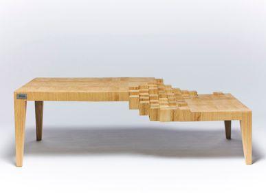 Tables basses - Table basse en chêne massif de Bourgogne I Utopie des Perfections 3 - MR.LOUIS