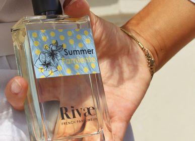 Fragrance for women & men - Summer Farniente - Monoi and Citrus Eau de Toilette - RIVAE