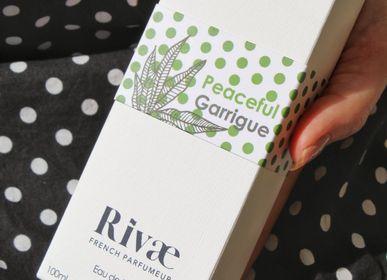 Fragrance for women & men - Peaceful Garrigue - Verbena and Citrus Eau de toilette - RIVAE