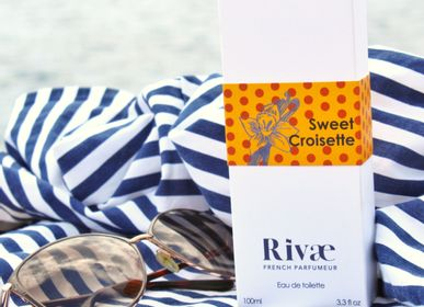 Fragrance for women & men - Sweet Croisette - eau de toilette citrus and delicacies - RIVAE