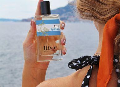 Parfums pour soi et eaux de toilette - Azur Splash - Eau de toilette fraîche à la Bergamote - RIVAE