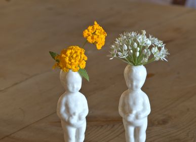 Decorative objects - Mini flower vase Child - YUKIKO KITAHARA
