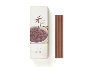 Scents - Xiang Do Coffee #10 (20 sticks) - SHOYEIDO INCENSE CO.