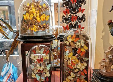 Pièces uniques - Cloches à papillons  - DESIGN & NATURE