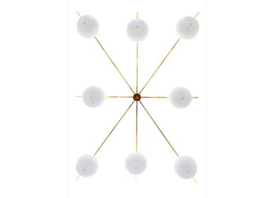 Suspensions - CHANDELIER CHAMPAGNE - ALTREFORME