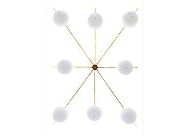 Pendant lamps - CHAMPAGNE CHANDELIER - ALTREFORME