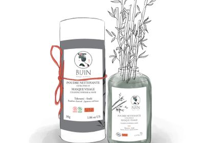 Beauty products - Takesumi-Azuki Ultra-Fine Cleansing Powder and Facial Mask - BIJIN-TAKESUMI