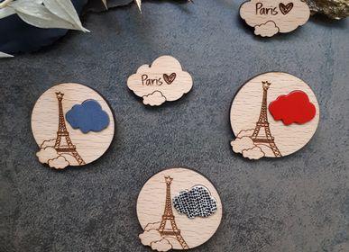 Games - PIN Paris under the clouds - NI UNE NI DEUX BIJOUX