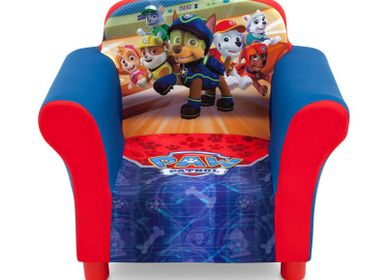 Sofas and armchairs for children - Paw Patrol Chair Club Kids Luxury - PETIT POUCE FACTORY