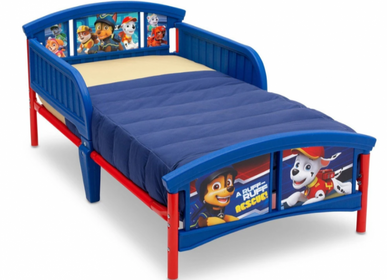 Children's bedrooms - Paw Patrol Toddler Bed - PETIT POUCE FACTORY