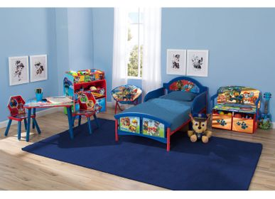 Beds - Paw Patrol Toddler Bed - PETIT POUCE FACTORY