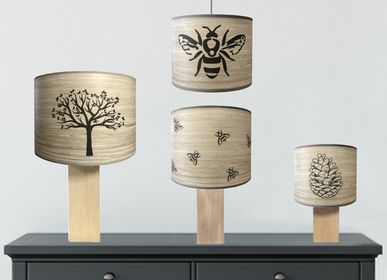 "Customizable objects - LAMP SHADES / COLLECTION ""IN THE FOREST"" - LA MAISON DE GASPARD / FP CONCEPT"