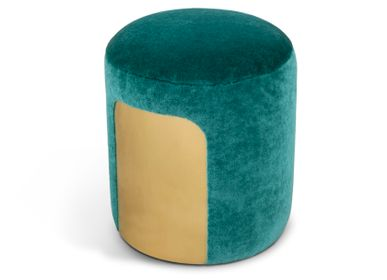 Unique pieces - FITZGERALD | Stool - ESSENTIAL HOME