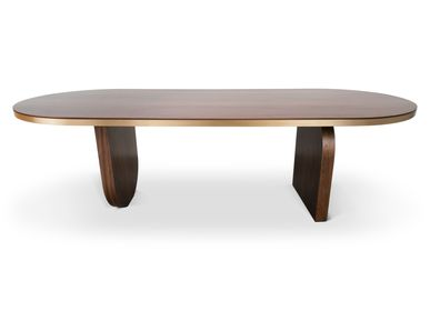 Unique pieces - EZRA | Dining table - ESSENTIAL HOME