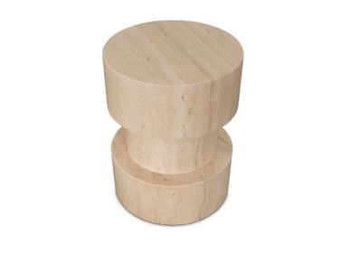 Tables for hotels - BEVERLEY | Side Table - ESSENTIAL HOME