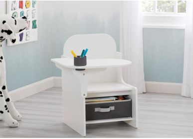 Children's desks - Space-saving child desk - PETIT POUCE FACTORY