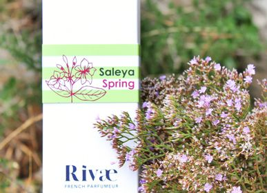 Fragrance for women & men - Saleya Spring - eau de toilette citrus and jasmine - RIVAE