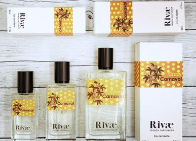 Fragrance for women & men - Crazy Carnival - Mimosa and Citrus Eau de toilette - RIVAE