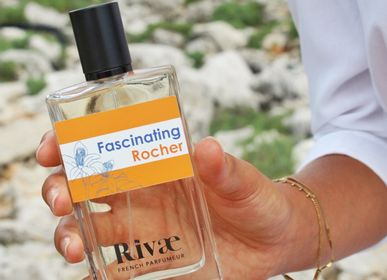 Fragrance for women & men - Fascinating Rocher - eau de toilette Citrus and Orange Blossom - RIVAE