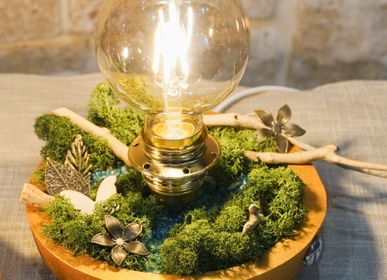 Table lamps - Spirit of Nature Lamp - ATELIER TAMBONE