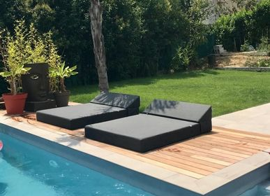 Transats - JUNG | Double Bed outdoor - COZIP