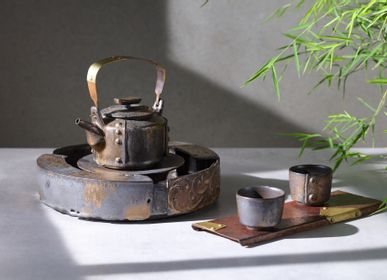 Tasses et mugs - Tea set - HALF CRAFT, HALF LIFE