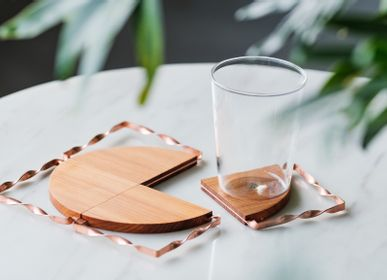 Trays - Tea Tray  - NEO-TAIWANESE CRAFTSMANSHIP