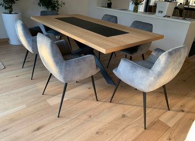 Dining Tables - TABLE REPAS VERSATILE - COLOMBUS MANUFACTURE FRANCE