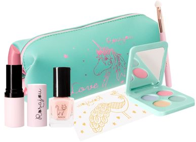 Kids accessories - Green makeup set - ROSAJOU