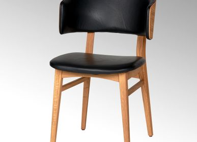 Chairs - Leander chair oak oiled - LAMBERT