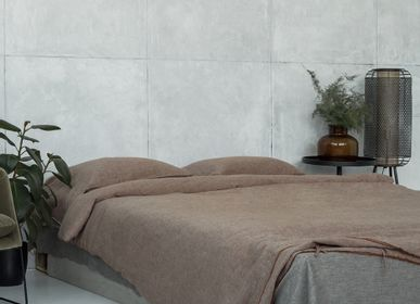 Bed linens - antrum duvet cover - LINOO