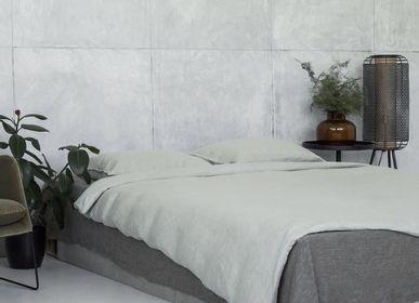 Bed linens - agne duvet cover - LINOO