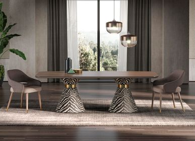 Tables - CAMERON dining table - GUAL DESIGN