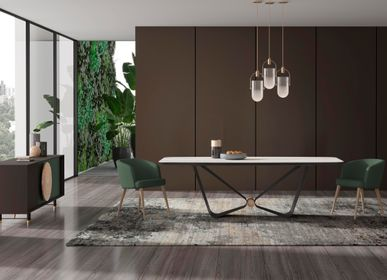 Dining Tables - SHARON dining table - GUAL DESIGN