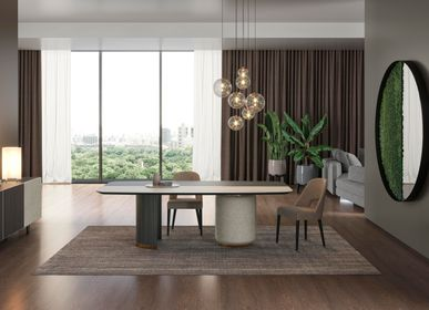 Dining Tables - MEGAN dining table - GUAL DESIGN
