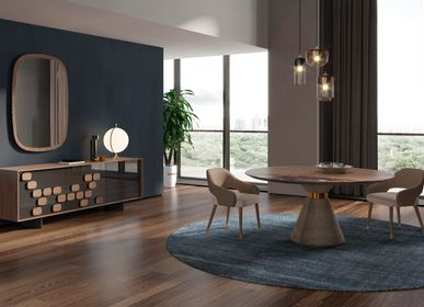 Tables - Table ronde CAMERON - GUAL DESIGN