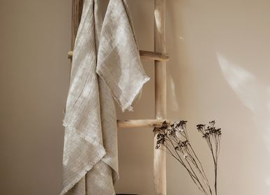 Serviette de bain - dove bath towels - LINOO