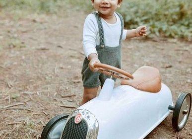 Jouets - Rider Elegant, porteur bébé en métal - BAGHERA